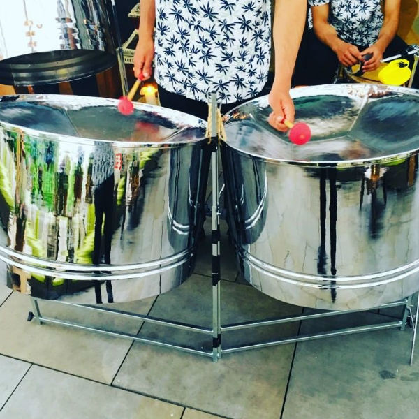 Caribbean / Bollywood Steel Band (Exotic Steel Band)