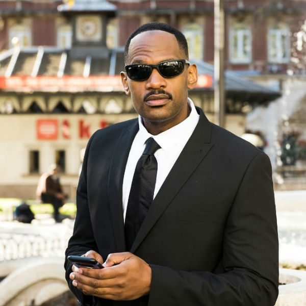 Will Smith Lookalike & Tribute