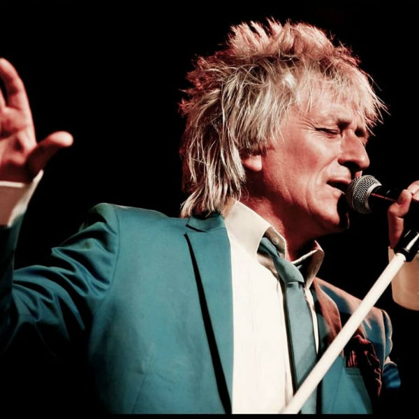 Rod Stewart Tribute Show