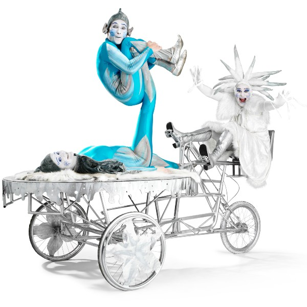 Snow Queen's Ice Chariot