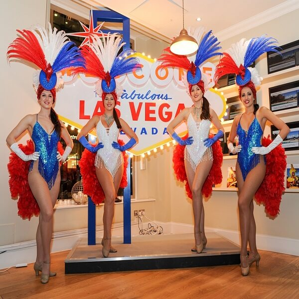 Vegas Showgirls & Show Boys