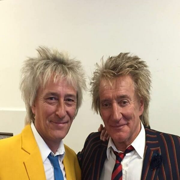 Rod Stewart Tribute Singer