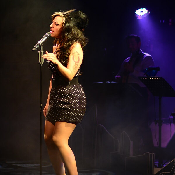 Amy Winehouse Lookalike & Tribute Singer