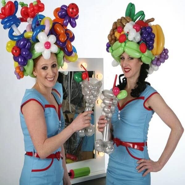 Balloon Modellers (The Beautiful Balloons)