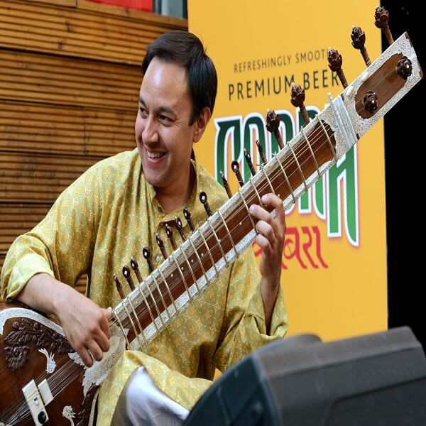 Sitar and Tabla Players