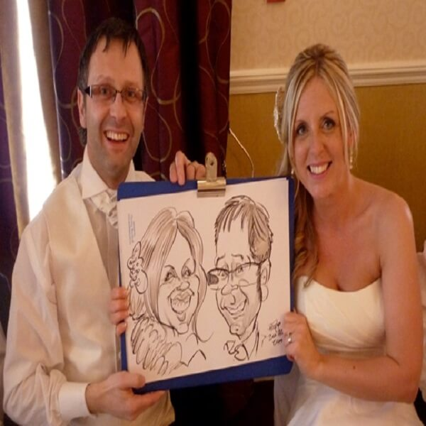 Caricaturist / Cartoonist (Wedding)