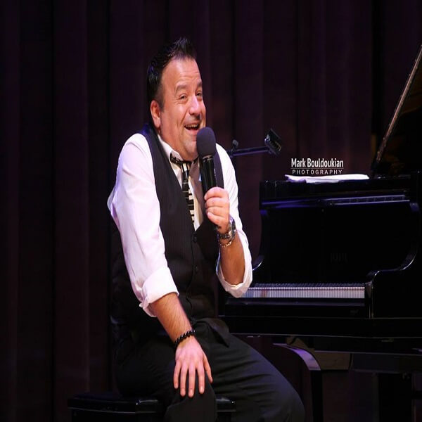 Kev Orkian Comedian, Pianist & Singer (Britain's Got Talent Semi-Finalist 2010)