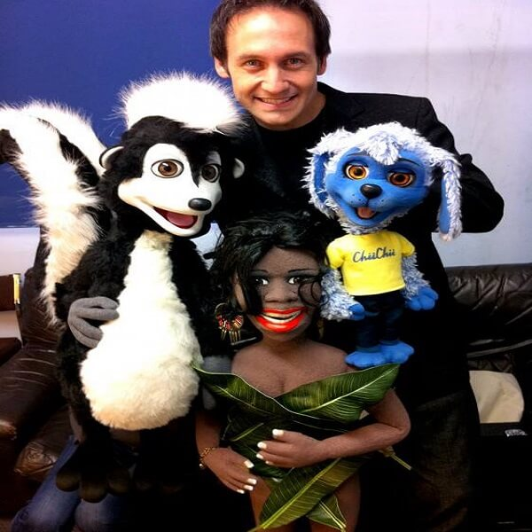 Steve Hewlett Comedian & Ventriloquist (Britain's Got Talent Finalist 2013)