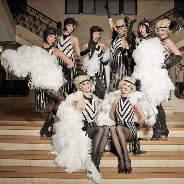 Gatsby Dancers - The Charleston Babes