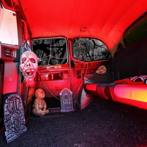 Horror Themed Photo Booth