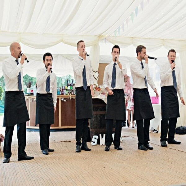 Surprise Singers (Chosen Harmony Singing Waiters)
