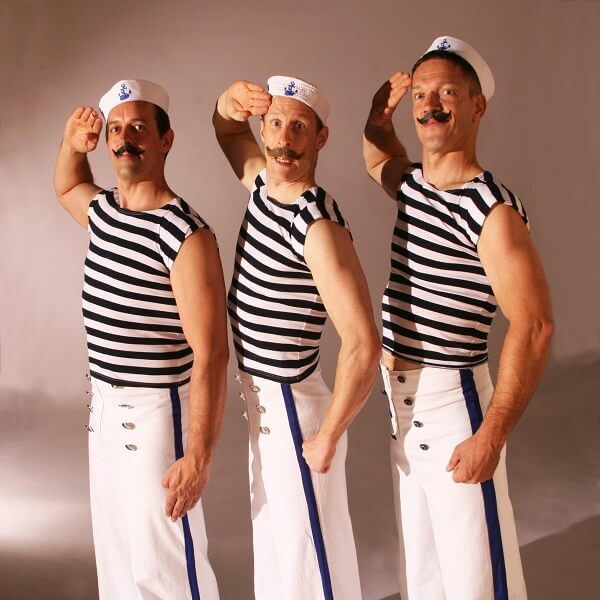 Comedy Acrobats - The Macho Seamen