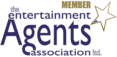 The entertainment agents association Logo