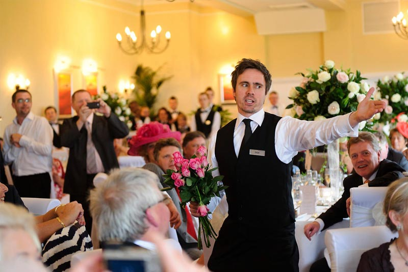 Chosen Events Top Tips on Getting The Best Out Of Your Wedding Entertainment